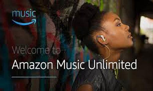 امازون موسيقي غير محدودة Amazon Music Unlimited
