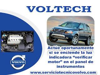 Reparacion del Motor Volvo Taller VOLTECH