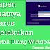 Kapan Saatnya Kita Harus Menginstall Ulang Windows? Ini Penjelasannya