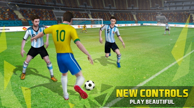Soccer Star 2017 World Legend APK MOD unlimited money