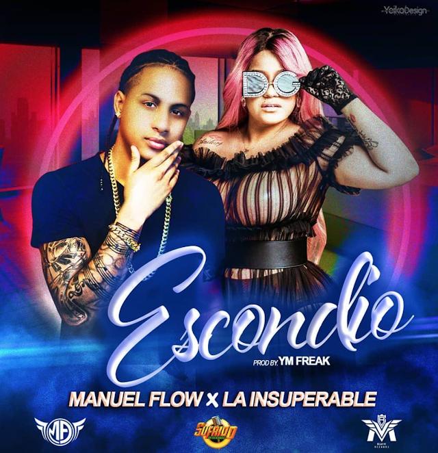 La Insuperable  Ft Manuel Flow  - Escondio