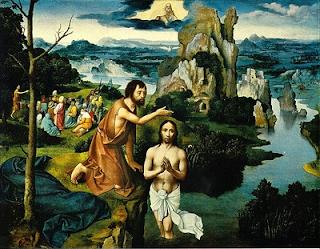 Cantos para missa do Batismo do Senhor