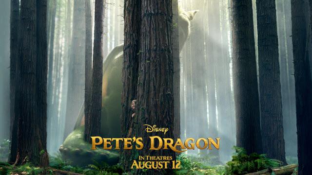 SINOPSIS Pete's Dragon ( 2016 ) Movie | Sinopsis Filmku