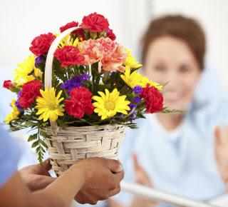 geçmiş olsun çiçekleri