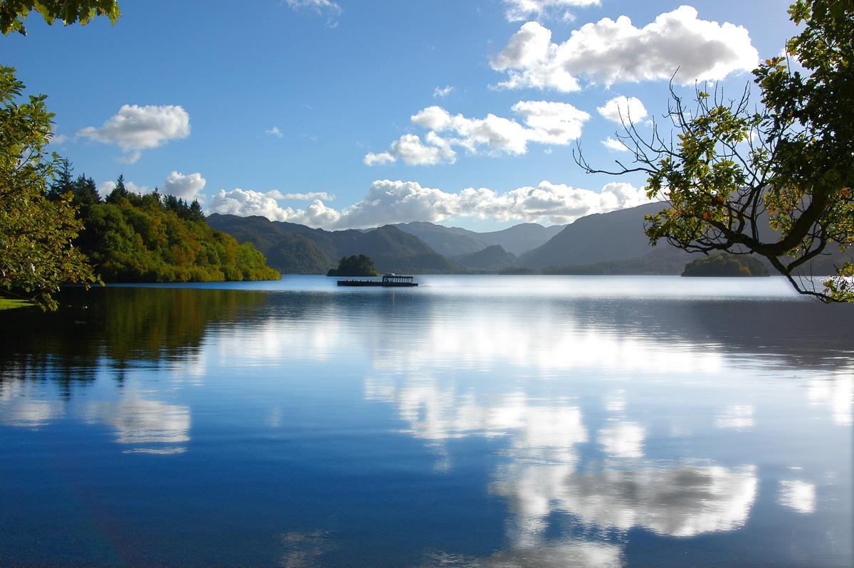 Gambar Foto Video Pemandangan Alam Terindah Tercantik Di