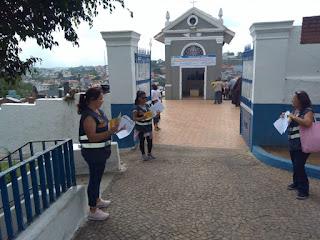 Prefeitura convoca donos de jazigos em cemitérios na cidade para atualização cadastral