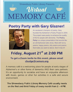 Virtual Memory Cafe - Friday at 2 PM