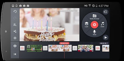 Download KineMaster – Pro Video Editor v3.3.0 Apk