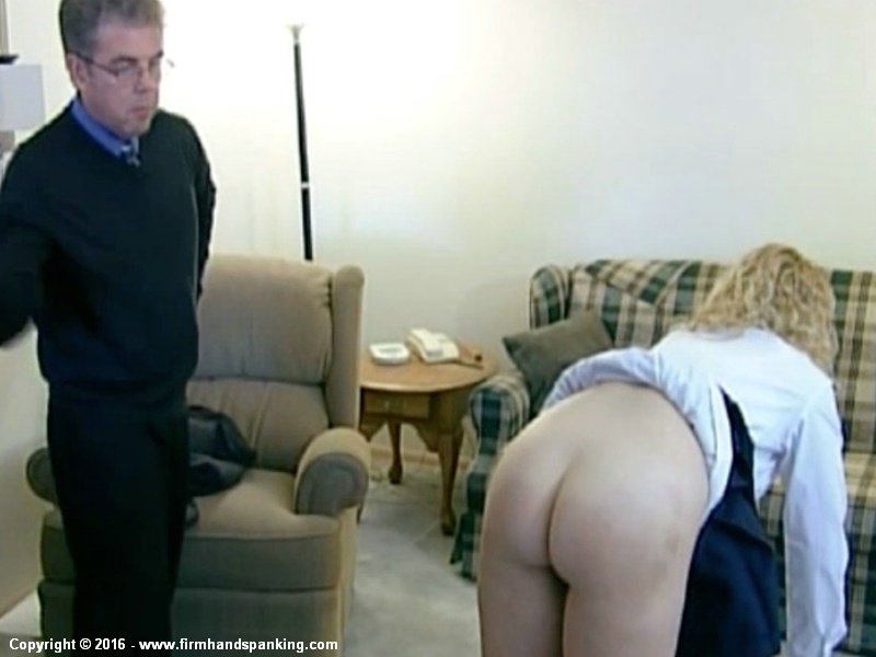 Six of the best spanked pics
