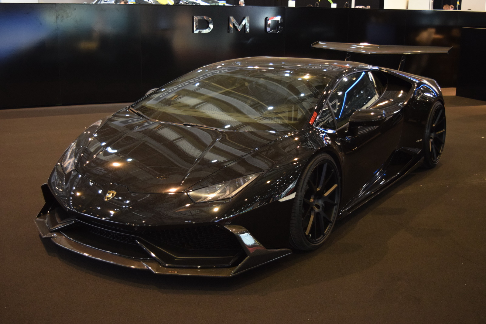 DMC độ lại Lamborghini Huracan tại Geneva Motor Show 2016