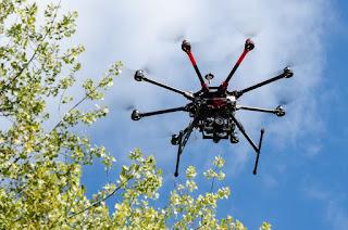 Foto Udara dalam Pemetaan Menggunakan Drone