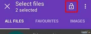 Tekan tombol Unlock di pojok kanan atas aplikasi