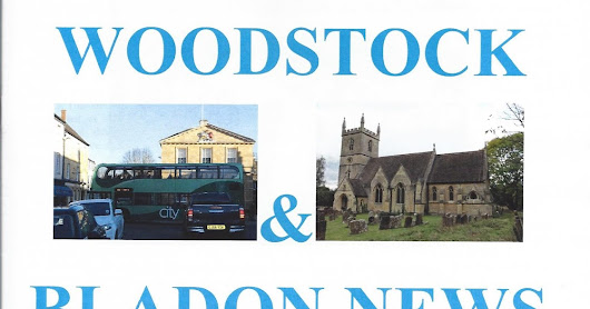 Woodstock and Bladon News: cafes and buses