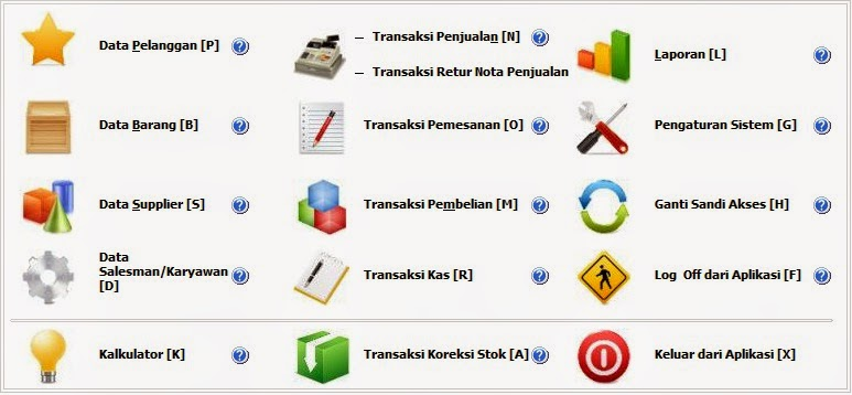 Software Kasir,Software POS (Point Of Sales),Software Penjualan,Software Stok,software kasir murah