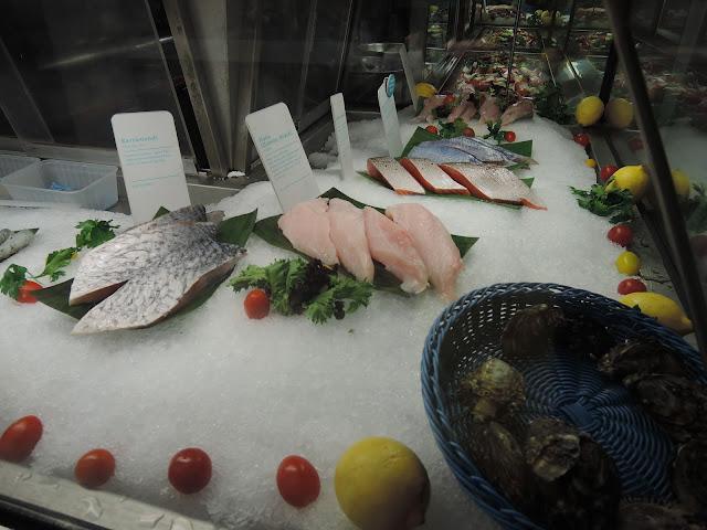 fresh fish, tank