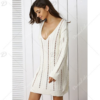 http://www.dresslily.com/plunge-neck-crochet-long-sleeve-sweater-dress-product1555886.html?lkid=1570266