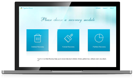 Download TogetherShare Data Recovery