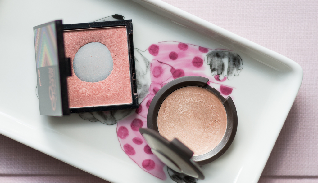 Sommer Glow Make-up Produkte p2 Rouge Becca Highlighter