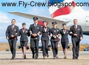 Fly Crew Blog: Cabin Crew Job Salary and Min Requirements