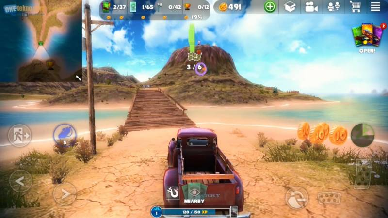 Coba Gameplay Off The Road – OTR Open World Driving