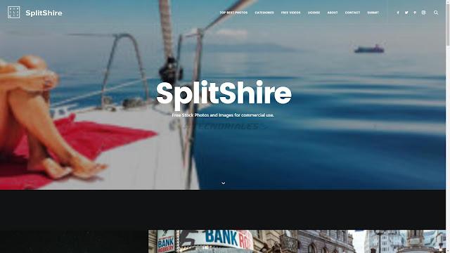 splitshire bajar fotos stock gratis