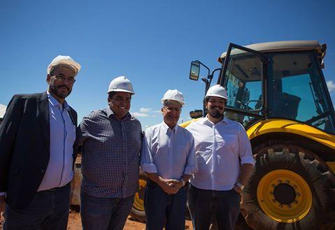 Com Alckmin, Poio inicia obra da Saúde no Mario Bannwart
