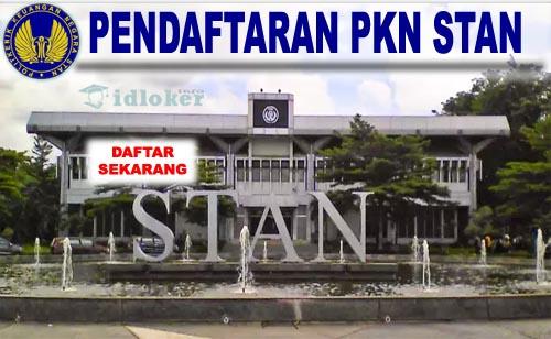 Jadwal dan Persyaratan Pendaftaran SPMB PKN STAN 2019-2020 Sekolah Ikatan Dinas