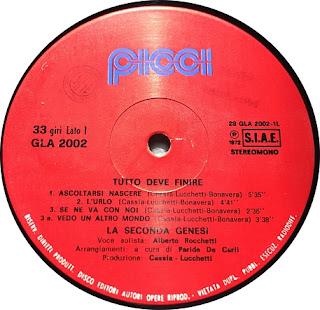 dischi più rari del progressivo italiano