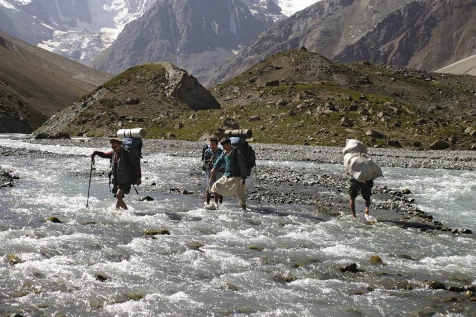 Trekking from Upper Swat Valley to Chitral Valley, Pakistan