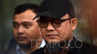 Novel Baswedan Ingin Tim Gabungan Ungkap Seluruh Teror ke KPK