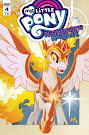 My Little Pony Nightmare Knights #4 Comic