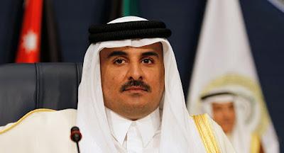 أمير قطر- أرشيفية
