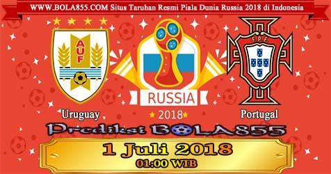 Prediksi Bola855 Uruguay vs Portugal 1 Juli 2018