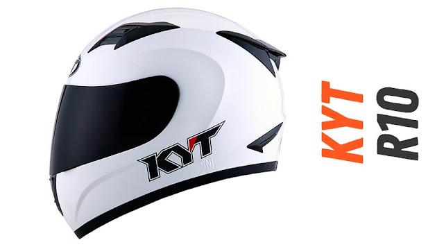 Kelebihan dan Kekurangan Helm KYT R10 Untuk Harian