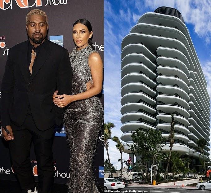 Kim Kardashian and Kanye West 'buy lavish condo in Miami for $14 million'