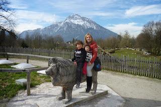 Zoo de Salzburgo.