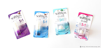 Softlips Luxe and Softlips Cube 5-in-1 Lip Care First Impression Review