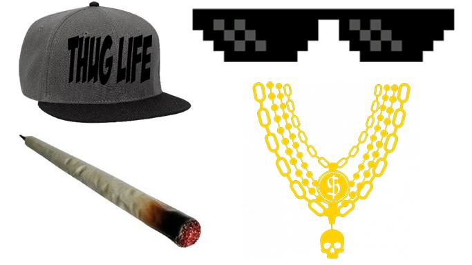 Thug Life icons