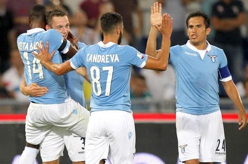 Candreva đang được kỳ vọng giữ vững phong độ để viết tiếp kỷ nguyên thành công mới của Lazio
