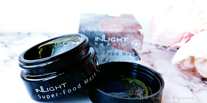 Inlight Beauty Super Food Mask organic cosmetics review at new york for beginners