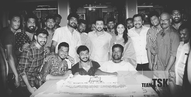 Thaana Serntha Koottam Movie Team