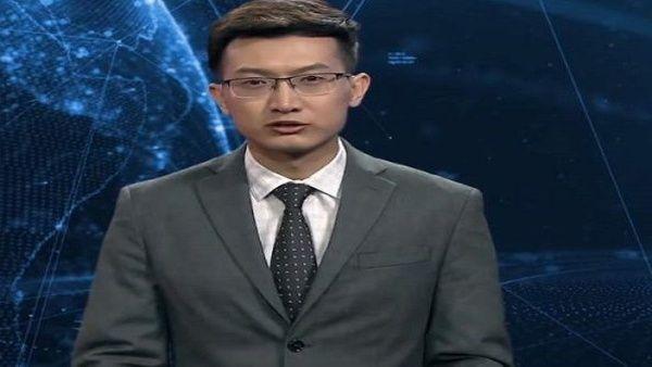 China estrena su primer presentador de noticias virtual
