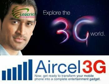 Tricks : Aircel 3G NMD VPN Tricks Updated 09/07/2014 1