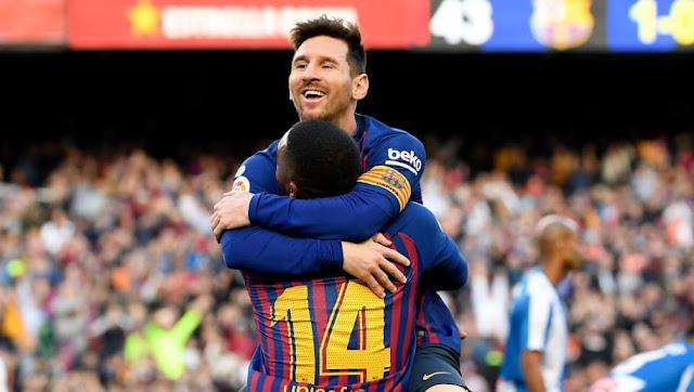 Marca retire un but polémique à Lionel Messi