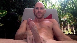 Johnny Sins OUTDOOR LOUNGING SOLO