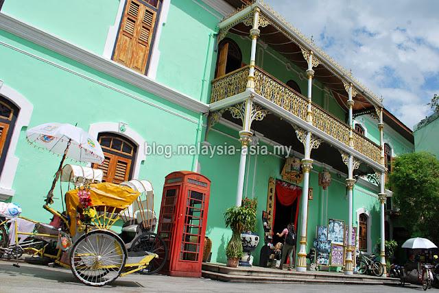 Heritage Museum in Penang