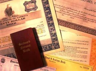 contoh surat berharga, surat berharga, lkbb, sertifikat, surat gaji, sertifikan dari bank