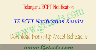 TS ECET Results 2021-2022 manabadi, Rank card, counselling dates