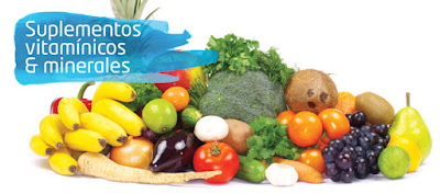 Vitaminas vs Suplementos Alimenticos