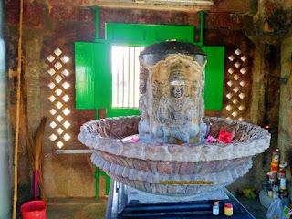 Lord Brahma Temple Chebrolu